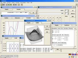 Capture d'écran MatheAss