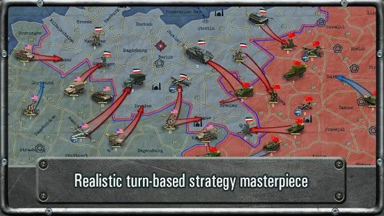 Capture d'écran Strategy