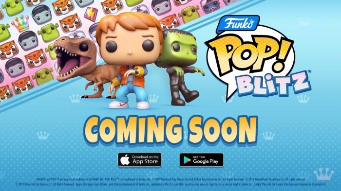 Capture d'écran Funko Pop ! Blitz IOS