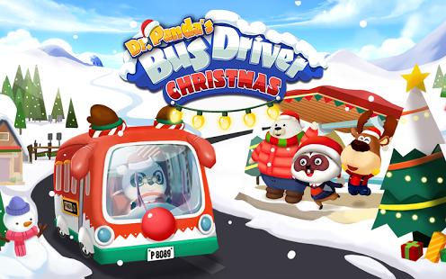 Capture d'écran Le Bus de Dr. Panda : Noël