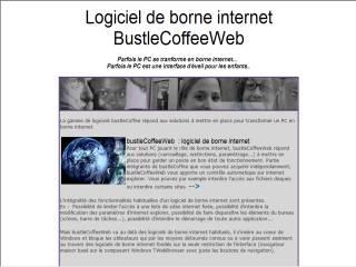 Capture d'écran bustleCoffeeShell