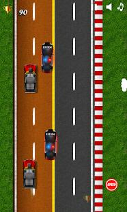 Capture d'écran Zombie Road