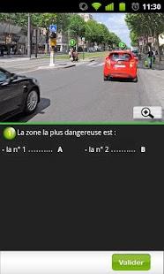 Capture d'écran Freetest mobile