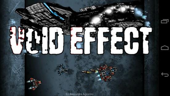 Capture d'écran Void Effect Lite