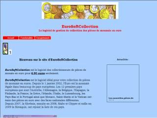 Capture d'écran EuroSoftCollection