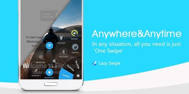 Capture d'écran Lazy Swipe