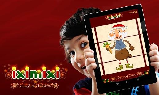 Capture d'écran Iximixi – Jeu drôle de Noël