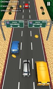 Capture d'écran Car Traffic Race