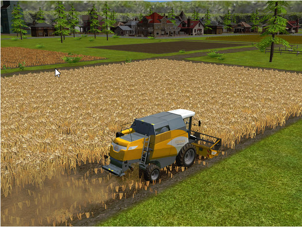 Capture d'écran Farming Simulator 16 android