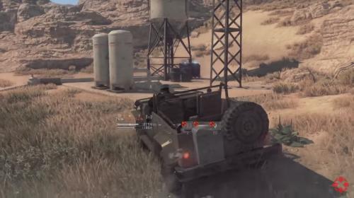 Capture d'écran Metal Gear Survive