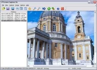 Capture d'écran Amic Screen Capture