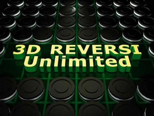 Capture d'écran 3D Reversi Unlimited