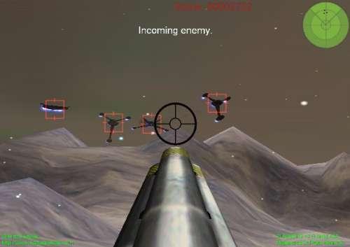 Capture d'écran GUNNER2