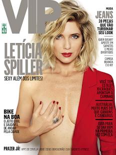 Capture d'écran Revista VIP