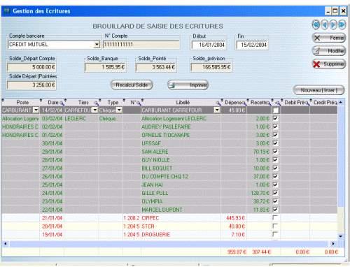 Capture d'écran MA_BANQUE