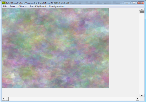Capture d'écran MictDrawPicture