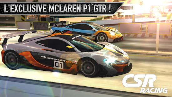 Capture d'écran CSR Racing