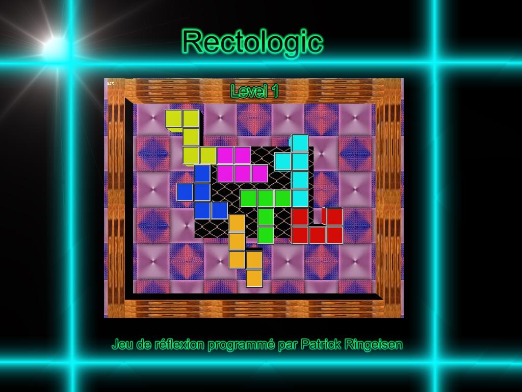 Capture d'écran rectologic