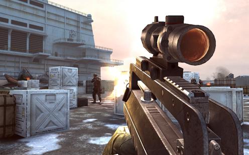Capture d'écran Modern Combat 3: Fallen Nation