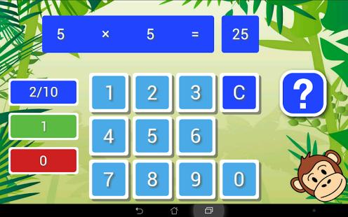 Capture d'écran Maths pour les enfants