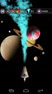 Capture d'écran Iaculator – Free Space Shooter
