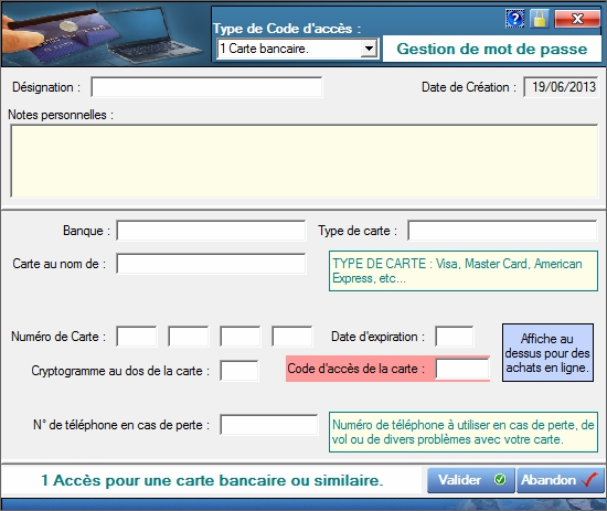 Capture d'écran PAPILLON 3.0.63 2013