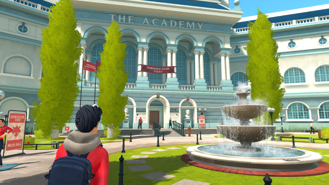 Capture d'écran The Academy: the first riddle Android