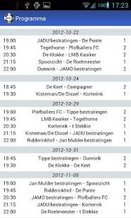 Capture d'écran RZVS.nl