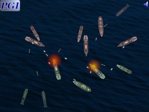 Capture d'écran Torpedo Submarine Battles