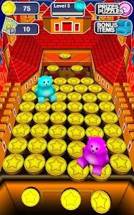 Capture d'écran Coin Dozer