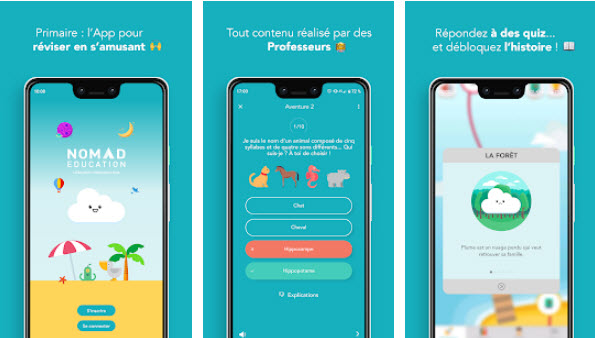 Capture d'écran iCahier de vacances CP Android