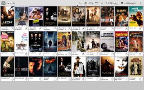 Capture d'écran Ciné Box pour Freebox
