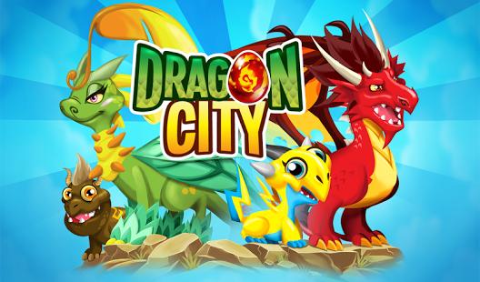 Capture d'écran Dragon City