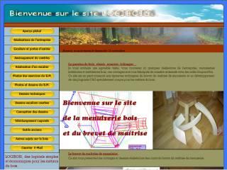 Capture d'écran LOGIPORTES