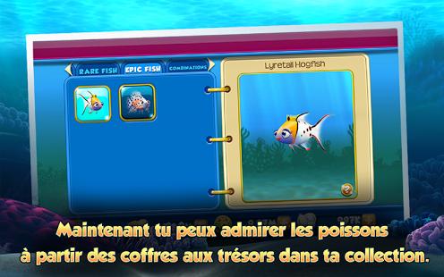 Capture d'écran Nemo's Reef