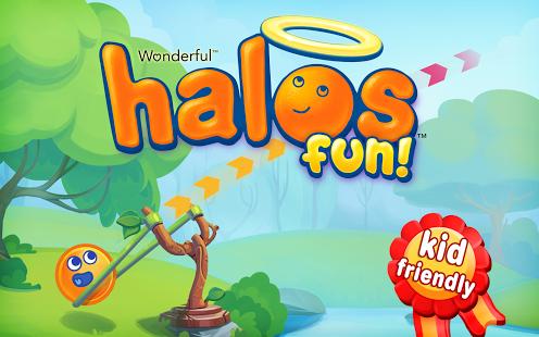Capture d'écran Halos Fun