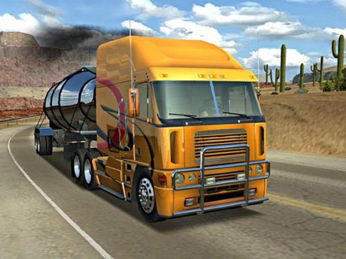 Capture d'écran TruckSaver