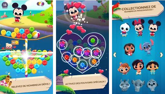 Capture d'écran Disney Getaway Blast Android