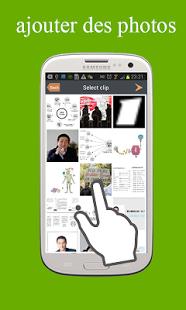 Capture d'écran PicFlow – slideshow maker free