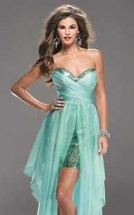 Capture d'écran Cute Frozen Prom Dresses