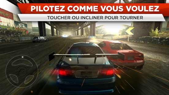 Capture d'écran Need for Speed™ Most Wanted Android