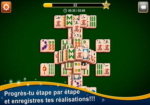 Capture d'écran Mahjong Solitaire – Guru 3.8/2015