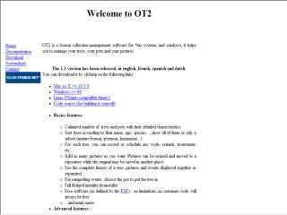 Capture d'écran OT2