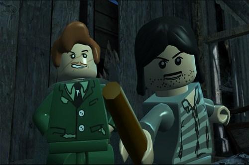 Capture d'écran LEGO Harry Potter Years 1-4 – Mac