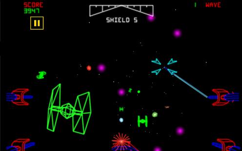 Capture d'écran Retro Wars Arcade