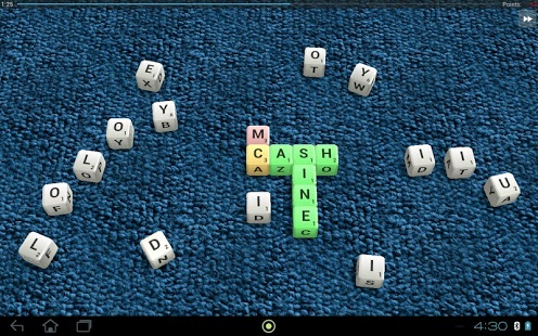 Capture d'écran WordMix Pro