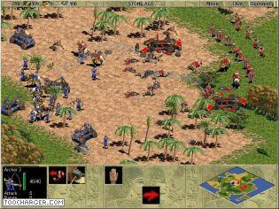 Capture d'écran Age of Empires