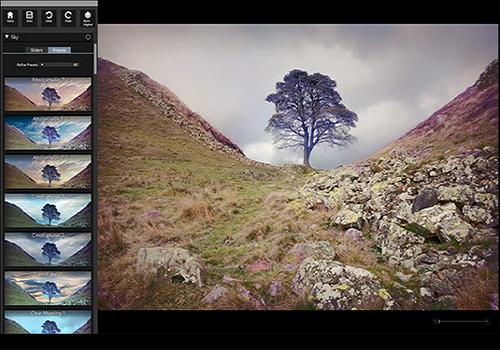 Capture d'écran Landscape Pro
