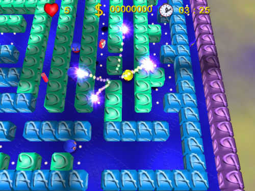 Capture d'écran PacShooter 3D – Pacman Download