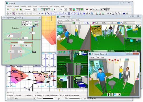 Capture d'écran VideoCAD Lite